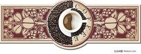 咖啡pop廣告素材