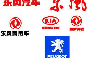 东风汽车标志