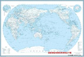 世界地图-2k
