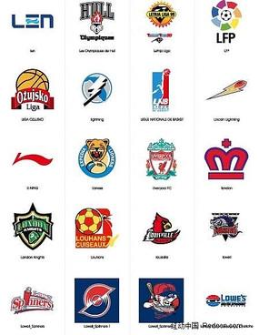 各种标志logo
