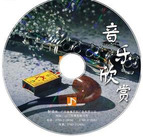 音乐欣赏光盘设计