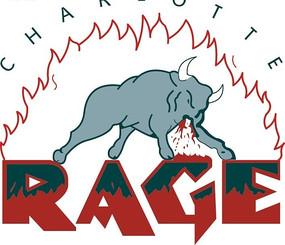 带公牛图案的REGE企业logo设计