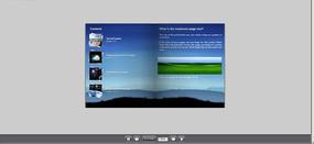 网页相册设计模板