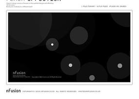 融合网页元素设计素材
