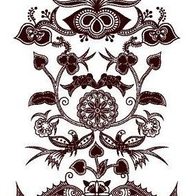 中國傳統圖案創意設計