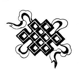 傳統吉祥圖案八吉祥(八寶)中的盤長