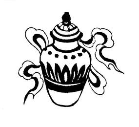 傳統吉祥圖案八吉祥(八寶)中的寶瓶