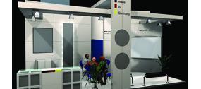 個性展柜3D模型設計