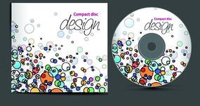 气泡光盘封面设计