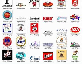 各种各样漂亮的企业标志