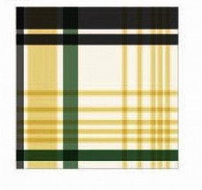 米白色绿色深灰色黄色条纹格子背景素材