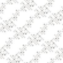 素雅几何圆点背景连续图案