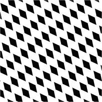菱形背景连续图案