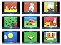 卡通米菲兔视频