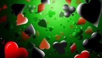 扑克符号-黑桃K-红桃心-方块-梅花