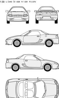 MG名爵汽车2