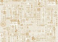 中国传统喜庆风格文字包装底纹