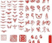 常用纹身图案