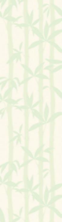 竹子底纹背景