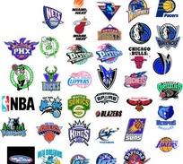 NBA矢量队标