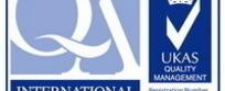 qa international认证标志