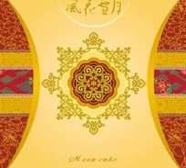 中国传统图案包装