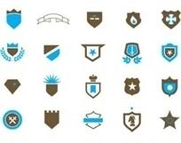各类标志矢量