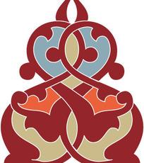 蒙古古典花边