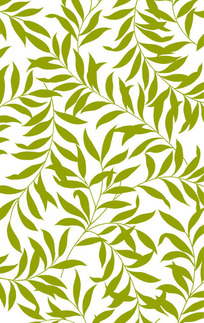 树叶矢量底纹素材
