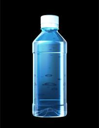 ps苏打水瓶子图片(原创)