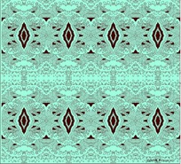 传统海浪纹