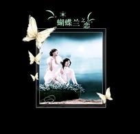 蝴蝶兰之恋婚纱写真封面