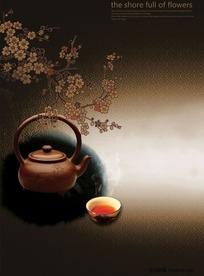 茶文化广告设计素材
