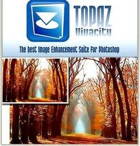 降噪锐化磨皮PS滤镜(MAC系统PS滤镜) Topaz Vivacity 1.3.1