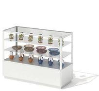 商场物品展示柜三维模型