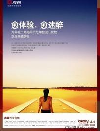 万科松山湖一号报广系列
