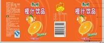 康师傅橙汁饮料