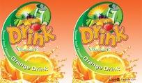 鲜橙多饮料包装设计
