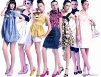 一组国外美女图片