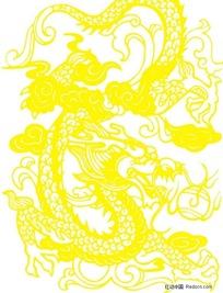 中国龙 火龙