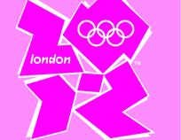 2012伦敦奥运会标志