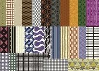 日本传统图案合集11-平铺底纹