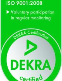 DEKRA 认证标志