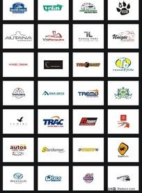 汽车与摩托行业标志1