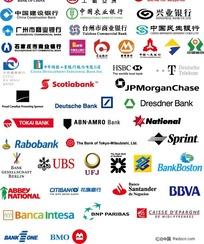 世界各大银行标志