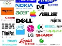 数码产品矢量LOGO