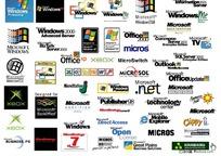 微软产品矢量图专辑
