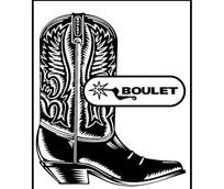 鞋子图案英文字母LOGO设计