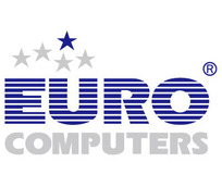 EURO欧洲电脑公司标志