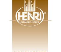 HENRI CAFFE 咖啡连锁店标志